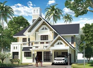 Villas in Haripad